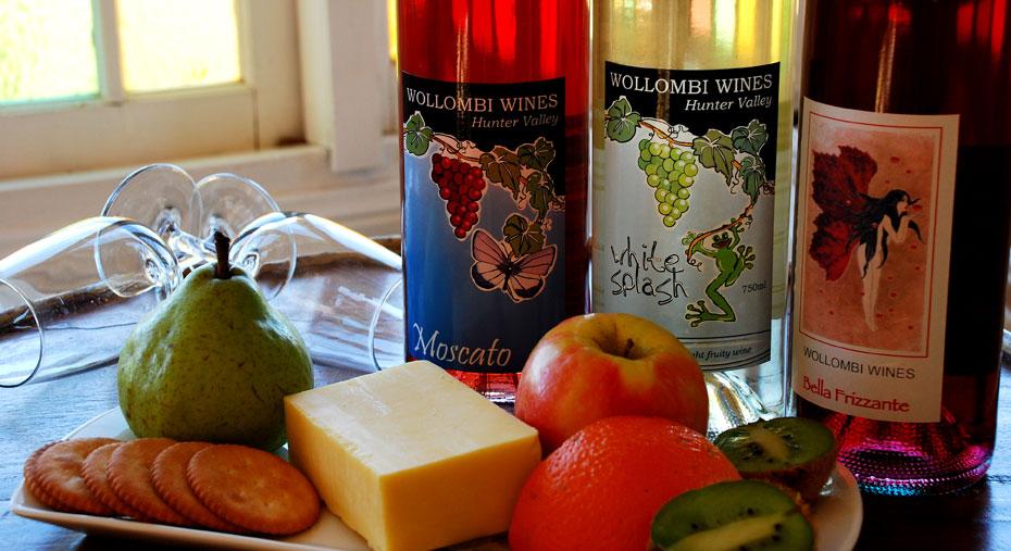 Wollombi Wines