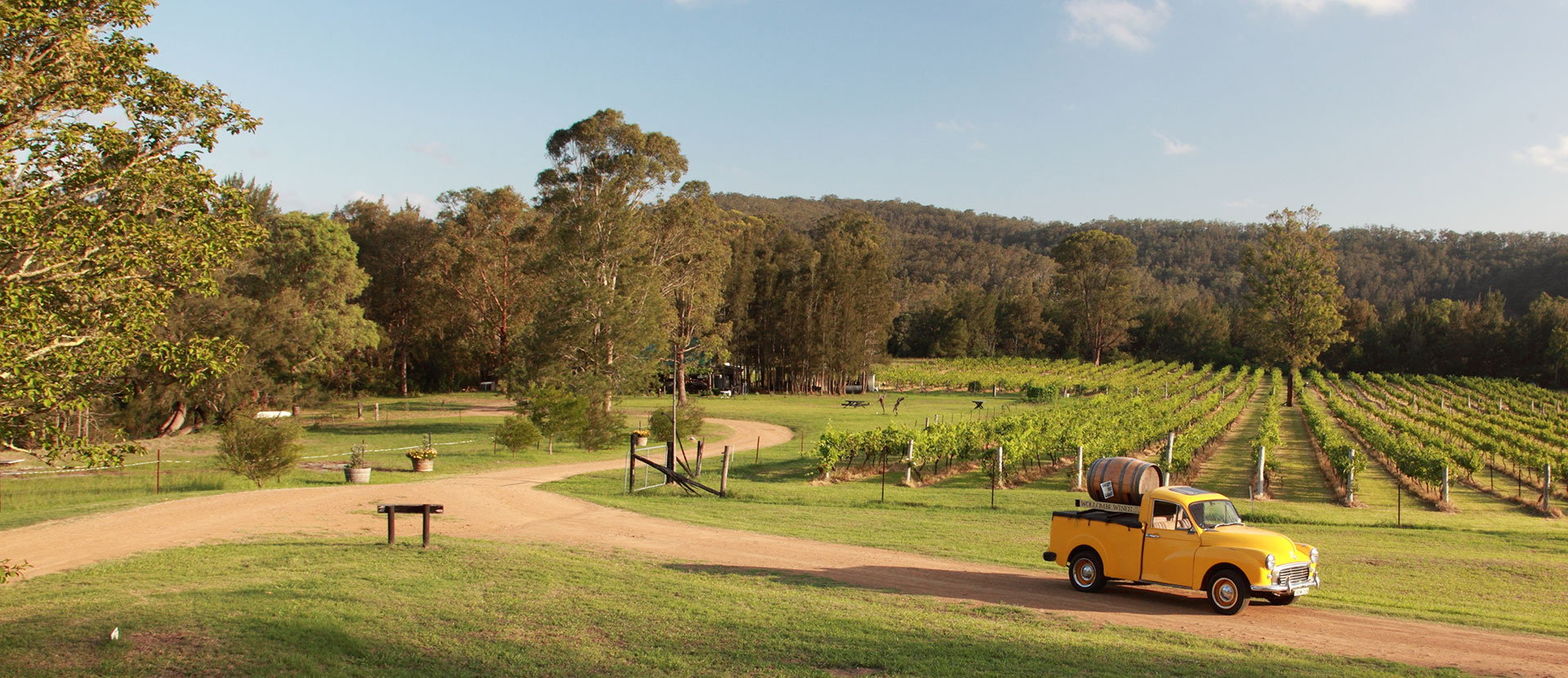 Wollombi Wines, Hunter Valley Wine Tasting
