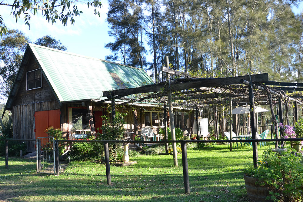 Wollombi Accommodation, Ironbark Cottage, Wollombi Wines