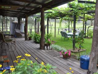 Wollombi Accommodation, Ironbark Cottage, Wollombi Wines