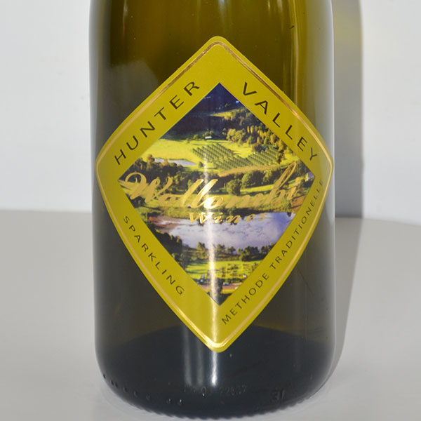 Wollombi Wines Sparkling White, Hunter Valley