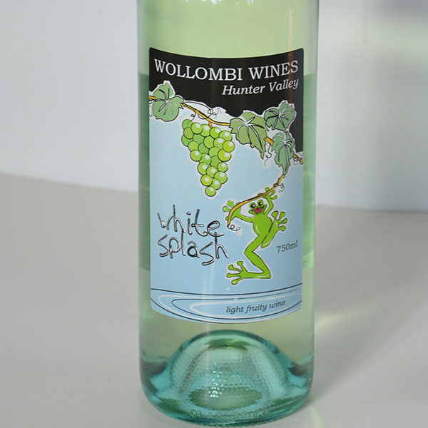 Wollombi Wines White Splash, Hunter Valley